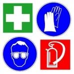 Erste-Hilfe / Arbeitsschutz