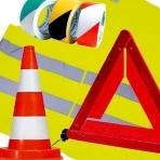 Warn- und Schutzausrüstung