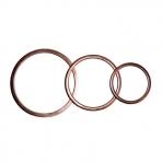 Kupferdicht-Ringe